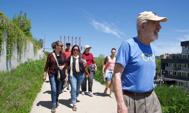 Jane's Walk MKE: Revisioning Milwaukee in 20/20