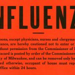 Kevin Abing: Milwaukee mobilized every resource possible in 1918 to combat the Spanish Flu epidemic