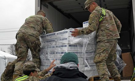 Medical gear from postponed charitable clinic distributed to first responders statewide
