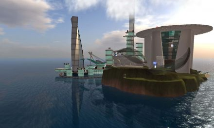 Second Life Revisited: Using a virtual world to escape the isolation of social distancing