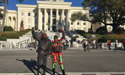 Cycling in the footsteps of black history: A father-daughter journey from Selma to Montgomery