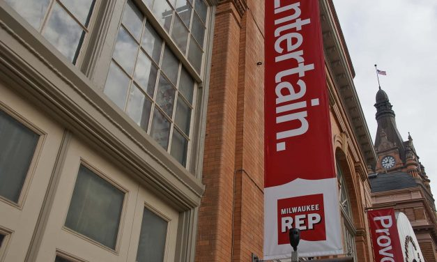 """Milwaukee Rep brings its creative performances and activities """"From Our Home to Your Home"""""""