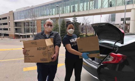 GoFundMe campaign raises funds to buy meals for frontline hospital workers from local restaurants