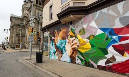 Stacey Williams-Ng: Milwaukee Murals Speak for Themselves