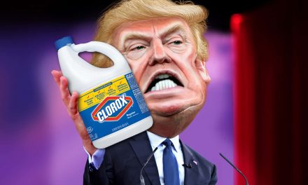 PSA: Please do not follow Trump's suggestion to inject bleach as a cure for coronavirus