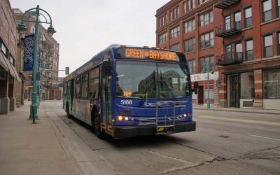 Fare collection will resume for all Milwaukee County Transit System buses on June 1