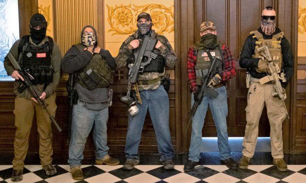 This is MAGA America: The White Privilege to Terrorize