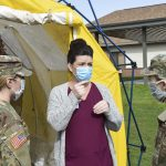National Guard teams continue supporting mobile COVID-19 testing sites across Wisconsin