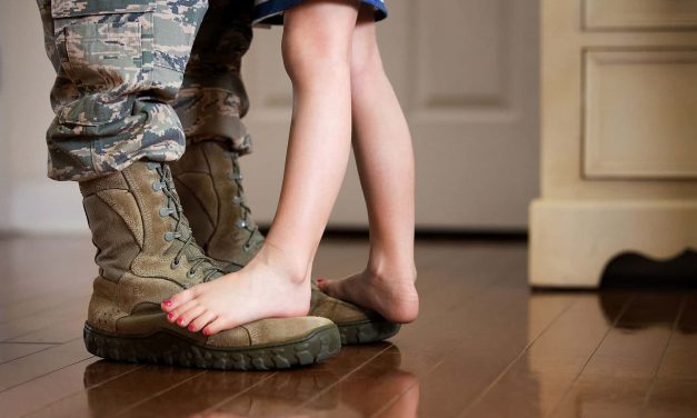 Lack of support for military families adds mental health struggles on top of the pandemic crisis