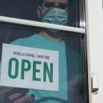 Local businesses face a minefield of lawsuits over safety as they rush to reopen during a pandemic