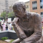 """Sculpture Milwaukee's """"outdoor museum"""" returning for 2020 season with more world-class artworks"""