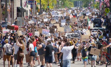 """Thousands march from Bay View to Downtown in """"Justice for George Floyd Peaceful Protest"""""""