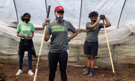 Black Lives Matter: Teens Grow Greens nurtures more than just plants