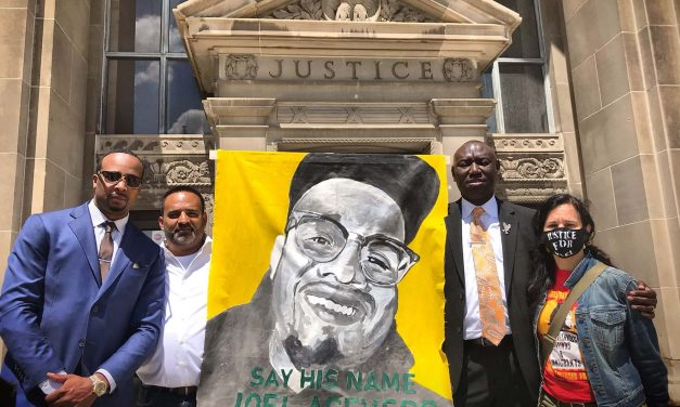 Protestors demand justice as Milwaukee Police officer charged for killing Joel Acevedo has first court date