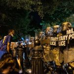 Police use George Floyd protests as pretext to escalate violence against Americans with impunity