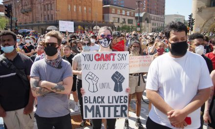 """Protesting amid pandemic: How to stay safe from coronavirus while supporting """"Black Lives Matter"""""""