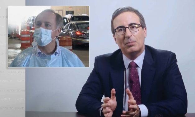 """HBO's """"Last Week Tonight"""" host John Oliver criticizes Robin Vos over in-person voting amid pandemic"""