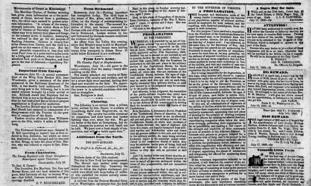 Database of advertisements for fugitive slaves reveals the roots of Black Resistance in America
