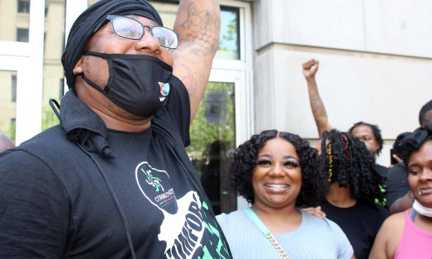 An Inappropriate Arrest: Questions remain over why community activist Vaun Mayes was detained