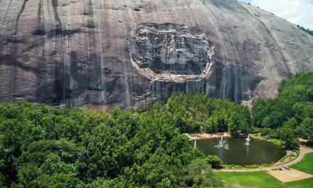 A Confederate Mount Rushmore: Options for removing Stone Mountain's controversial carving