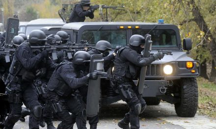 "A ""Forever War"" at Home: Why a militarized police force sees American citizens as enemy combatants"