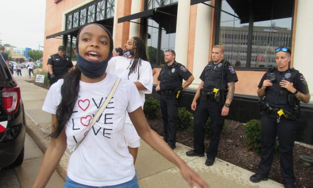 Wauwatosa Police escalate pressure on Alvin Cole protestors as his death gains national attention