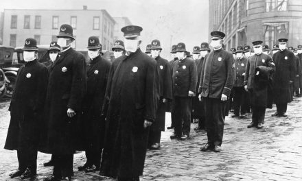 Evading a civic duty: Americans also refused to wear masks during the 1918 pandemic