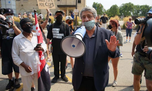 Civil Rights groups offer words of healing to Kenosha until Mayor John Antarmian upends the effort