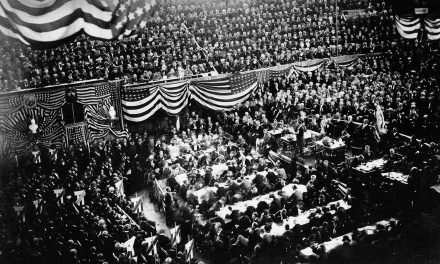 Theatrics and Pageantry: How political conventions evolved from picking nominees to hosting parties