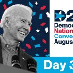 A More Perfect Union: DNC Livestream Day 3 August 19