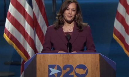 Keynote Speech: Kamala Harris at the 2020 Democratic National Convention