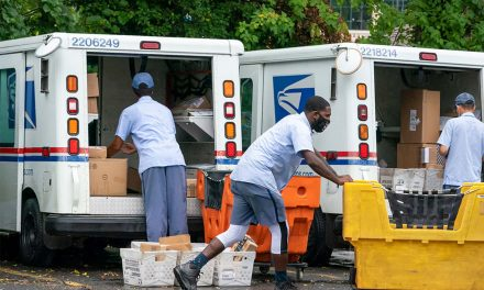 The U.S. Postal Service has become a baseline for the exercise of American constitutional rights