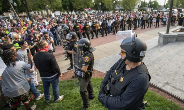 Wisconsin faces continued criticism for lack of police reforms in wake of Kenosha shooting