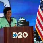 Healing Divisions: Congresswoman Gwen Moore shares her love for Milwaukee in DNC speech