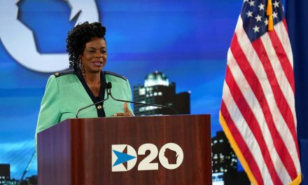 Healing Divisions: Congresswoman Gwen Moore shares her love for Milwaukee in DNC speech