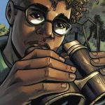 "Christian Cooper combines his birdwatching ordeal with BLM headlines in DC comic's ""Represent!"""