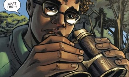 "Christian Cooper combines his birdwatching ordeal with BLM headlines in DC comic's ""Represent!"""