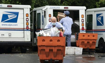 The economic impact of COVID-19 has been magnified by Trump's intentional Postal Service delays