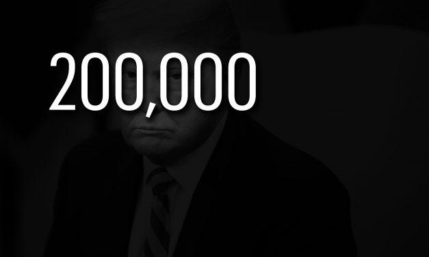 He knew. He lied. 200,000 people died.