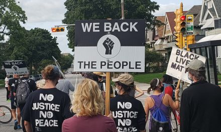 Until our voices go hoarse: Reflections on a summer of protest in Milwaukee