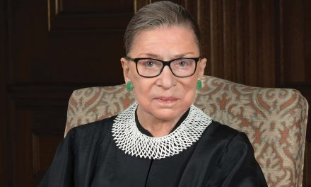 A Champion of Gender Equality: Supreme Court Justice Ruth Bader Ginsburg dies at 87 from cancer