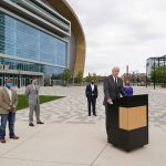 Milwaukee forced to abandon Fiserv Forum and Miller Park as additional in-person absentee voting sites