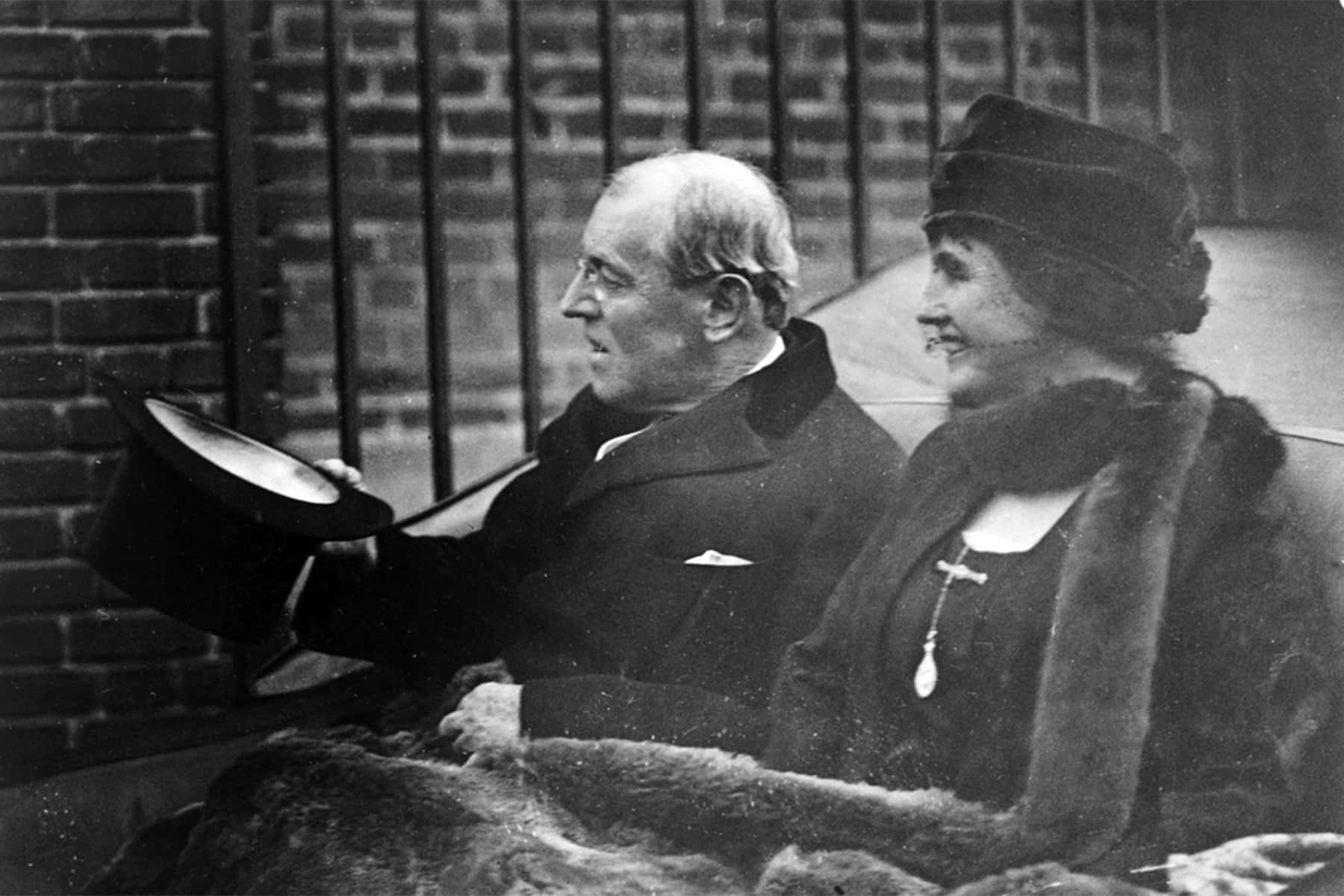 Woodrow Wilson downplayed the 1918 pandemic then kept secret his affliction from influenza | The Milwaukee Independent