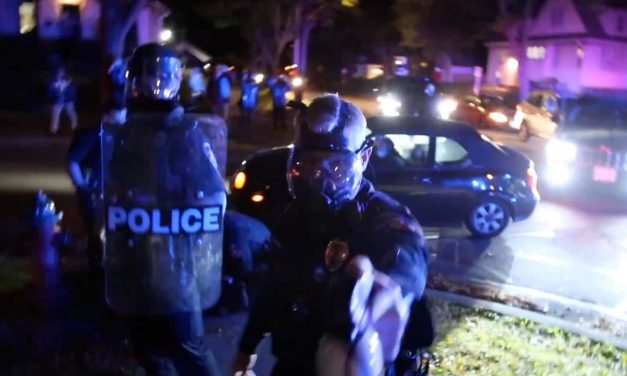 "Wauwatosa's curfew ends but new video shows ""out of control"" violence by law enforcement continues"