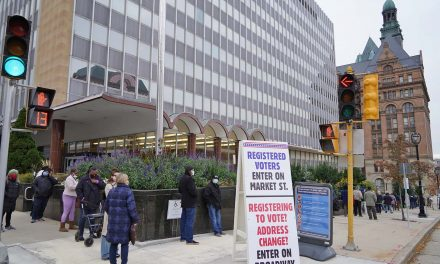 More than one million in-person and mailed ballots received by second day of Wisconsin's early voting