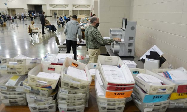 Milwaukee's election recount proceeds smoothly but Trump campaign continues voter suppression tactics