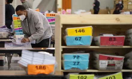 Only two municipalities remain: Recount of Milwaukee County votes finally back on schedule