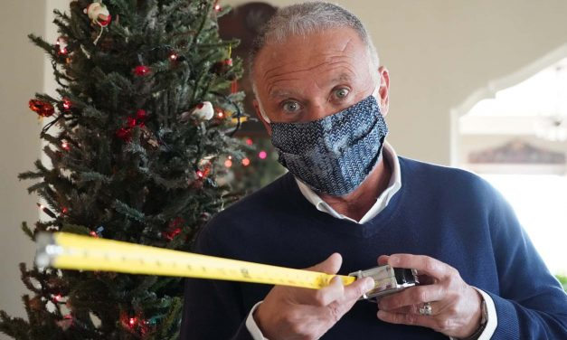 Up Close (but not too close): John McGivern's socially-distanced holiday shows postponed until 2021