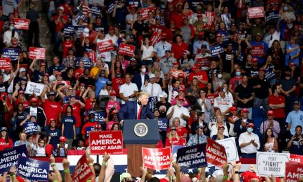 Stanford study details how Trump is killing Americans by spreading COVID-19 at his campaign rallies
