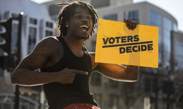 Standing-Up for Democracy: Blacks in Milwaukee pushed past institutional obstacles to cast their vote